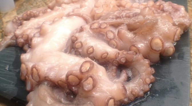 2 creative directors sous vide an octopus